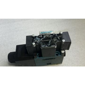 MANNESMANN REXROTH 4WE6D61/EW11ON9DAL/V DIRECTIONAL VALVE Origin $199