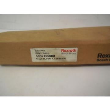 Origin REXROTH 5862155000 VALVE