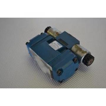 ONE USED REXROTH HYDRAULIC VALVE 4WEH10E44 / 6EG24N9 Z55L/V