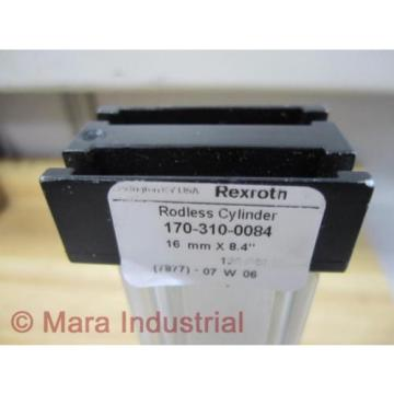 Rexroth India Singapore 170-310-0084 Rodless Cylinder 1703100084 - New No Box