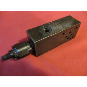 Rexroth R978812007 Hydraulic Valve Assembly