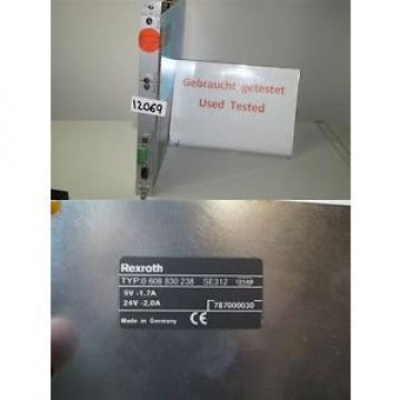 Rexroth Mexico Italy 0608830238 SE312 0-608-830-238 BP302