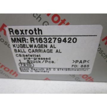 REXROTH France USA R163279420 *NEW IN BOX*