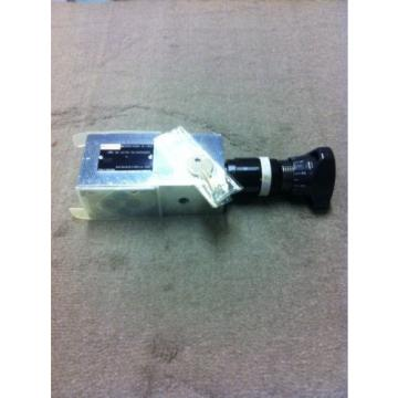 REXROTH HSZ06A218-3X/A050M00 HYDRAULIC PRESSURE RELIEF VALVE Origin R900739384
