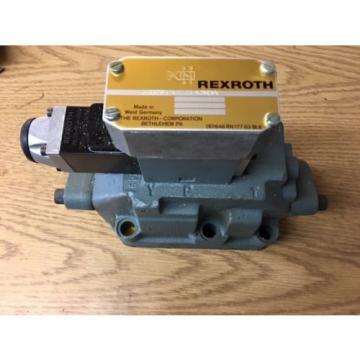Rexroth 4WEH22C60/6AW120-60NDA/5V Directional Control Valve