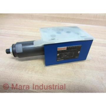 Rexroth Bosch 0811145178 Valve ZDRY10VP5-11/315YMV - origin No Box