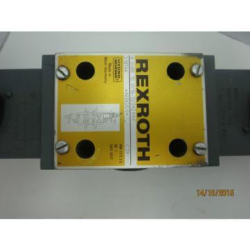 Rexroth Valve 4WRE10W16-10/24Z4/M Refurbished