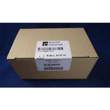 Rexroth Russia Japan Inline Digital-Eingabeklemme R-IB IL 24 DI 16  SIE