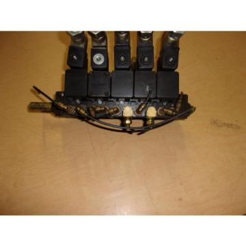 Rexroth Ceram GT10061-2400 5 Pneumatic Valve Set FREE SHIPPING