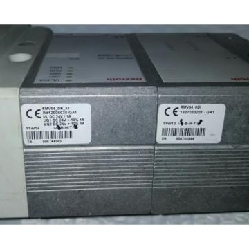 Rexroth Singapore France 4 Valve Manifold Valve Assembly R480287134 HF03LG