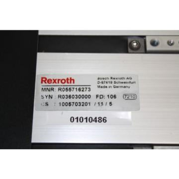 BOSCH Australia France REXROTH CKK 12-90 Linearführung Kugelrollspindel R036030000 R055716273