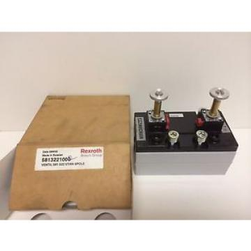 Origin IN BOX BOSCH REXROTH MECMAN HYDRAULIC VALVE 5813221000