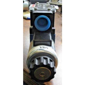 Origin REXROTH HYDRAULIC DIRECTIONAL CONTROL VALVE 4WE6U6X/EG24N9DAL