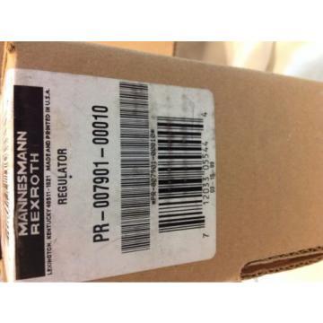 REXROTH Mexico Korea PR7901-0010 REGULATOR 300 PSIG MAX 399