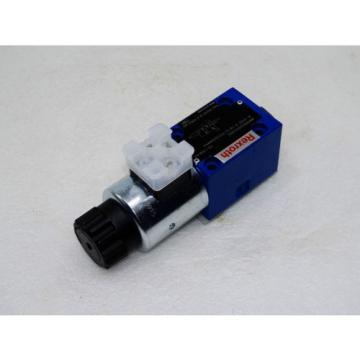 Rexroth Hydraulic Valve R900052392  /  M-3SED 6 CK13/350CG24N9K4   /  Invoice