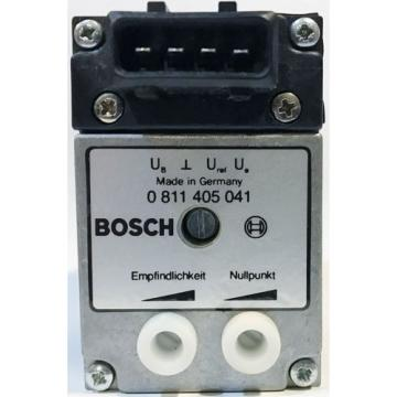 Bosch Rexroth AG 0 811 405 041 Plug Amplifier for Proportional Hydraulic Valve