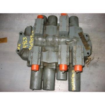 origin - Rexroth 4-Spool Hydraulic Valve AG-7713-0-1