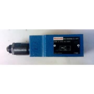 Rexroth R900409886 ZDB 6 VA2-42/200V Relief Valve