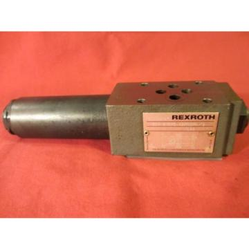 Rexroth ZDR 6 DP2-42/150YM/12 Pressure Relief Valve, ZDR6DP242150YM/12