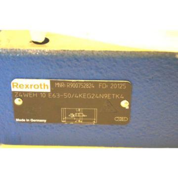 Origin REXROTH Z4WEH-10-E63-50/4KEG24N9ETK4 SOLENOID VALVE Z4WEH10E63504KEG24N9ETK4