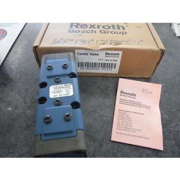 REXROTH CERAM VALVE GS020050-03333 Origin