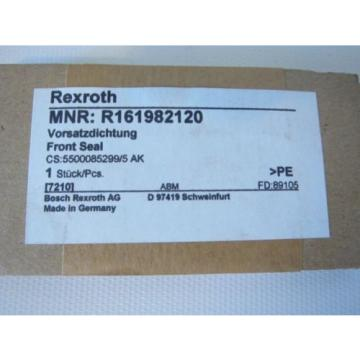 New Greece Italy Genuine Rexroth R161982120 Front Seal