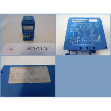 Rexroth USA Korea VT11025-16b, Mannesmann rexroth 13310035, VT 11025-16b