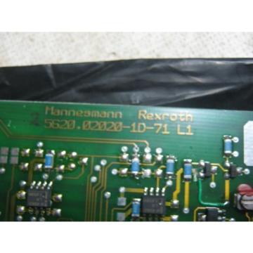 (Q5-3) Canada china 1 NEW REXROTH VT-VSPA-1-D10 PC BOARD