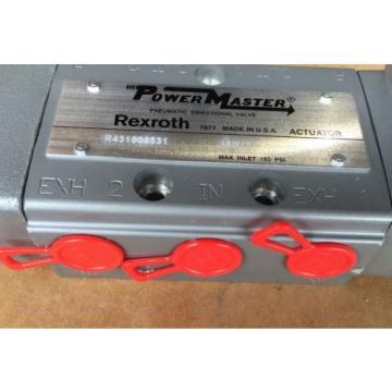 Rexroth PT34101-115 Power Master Valve