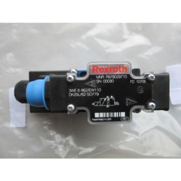 Rexroth R978029710 Hydraulic Directional Control Valve Origin Free shipping