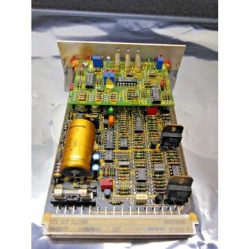 REXROTH Egypt china VTS 0607 S1x PVNC BOARD VTS0607S1x