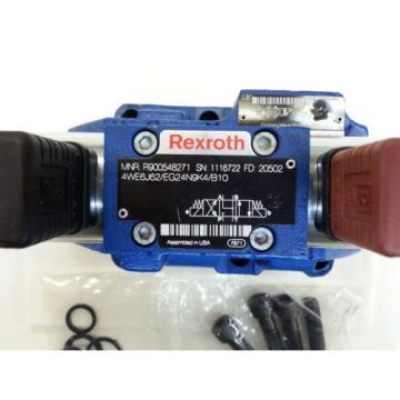 Bosch Rexroth R900932659 Directional Control Valve  Origin