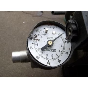 Rexroth GT-010061-05440 Pressure Gauge Valve Assembly FREE SHIPPING