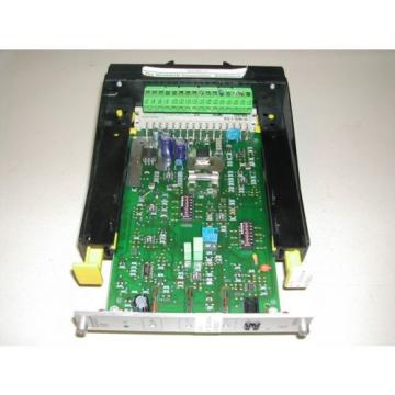 REXROTH Canada USA VT-VSPA1-1-D10 AMPLIFIER CARD W/BASE USED NICE B10