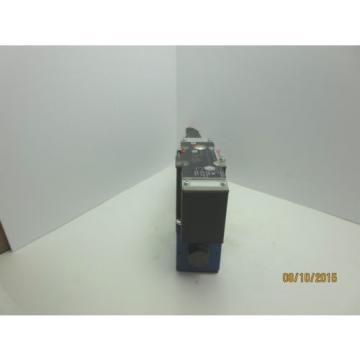 Rexroth Valve 4WREE6WA08-23/G24K31/F1V USED