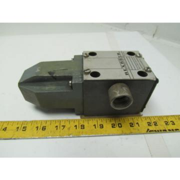 Rexroth Dutch Australia 4WEH22HC31/8LN/5 4 way electrohydraulic size NG25 Valve