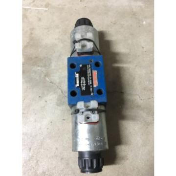 NOW WITH INT SHIPNO RESERVE REXROTH  DIR CONTROL VALVE R900907650 WRA10W60