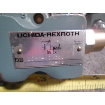 Origin UCHIDA REXROTH RELIEF VALVE # DB10-2-40/200 L-46
