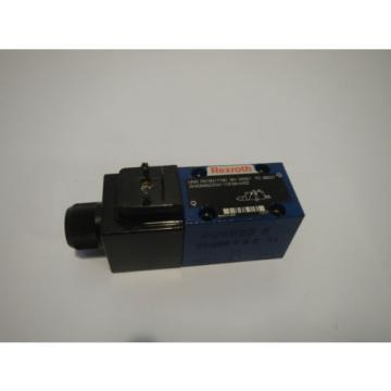 Rexroth 3WE6A62/EW110N9K4/G2 Hydraulic Directional Valve