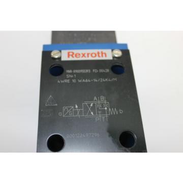Rexroth 4WRE10WA64-14/24K4/M Valve Origin