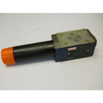 REXROTH ZDR6DB2-43/75YM/12 SANDWICH PRESSURE REDUCING VALVE P/N R900447403  Origin