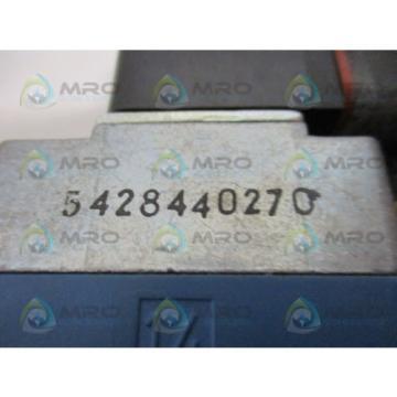 REXROTH China France 5726079870 5428440270 PNEUMATIC VALVE *NEW NO BOX*