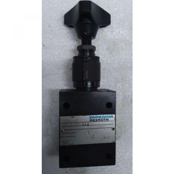 DBD6G18/315 Pressure relief valves,direct operated MANNESMANN REXROTH DBD SERIES #1 image