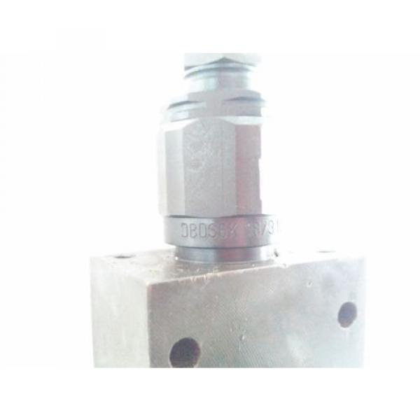 DBD6G18/315 Pressure relief valves,direct operated MANNESMANN REXROTH DBD SERIES #3 image