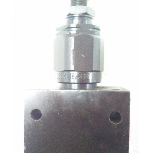 DBD6G18/315 Pressure relief valves,direct operated MANNESMANN REXROTH DBD SERIES #4 image