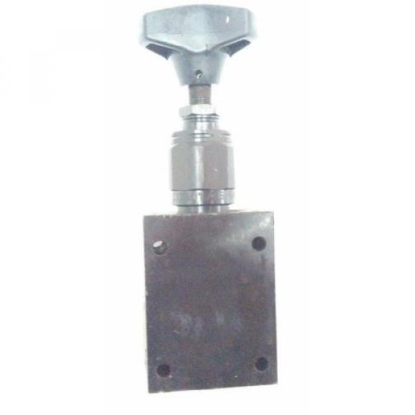 DBD6G18/315 Pressure relief valves,direct operated MANNESMANN REXROTH DBD SERIES #5 image