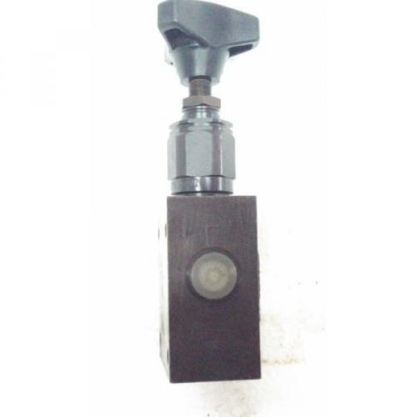 DBD6G18/315 Pressure relief valves,direct operated MANNESMANN REXROTH DBD SERIES #6 image