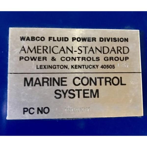 Logic Korea USA Master Control Panel- P90007 American Standard/ Wabco / Rexroth #2 image
