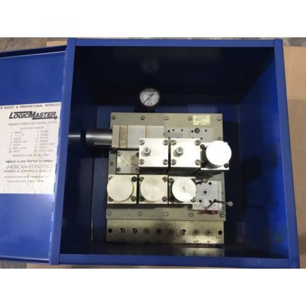 Logic Korea USA Master Control Panel- P90007 American Standard/ Wabco / Rexroth #3 image