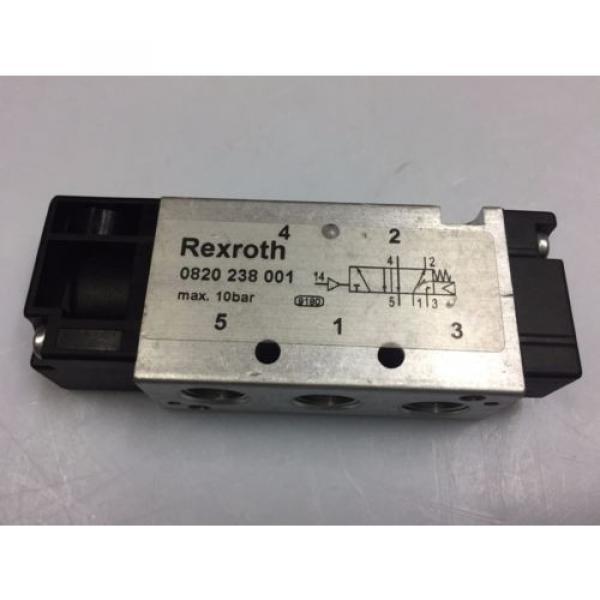 0820238001 Aventics/ Rexroth 5/2-1/8 in Pneumatic Directional Control Valve #3 image